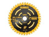 DeWalt DT10640 Cordless Extreme Framing Circular Saw Blade 165 x 20mm x 40T
